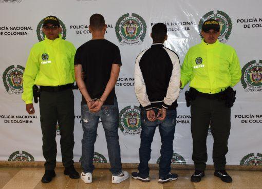 Dos hombres fueron capturados por el homicidio de Over Arley Orrego en Armenia