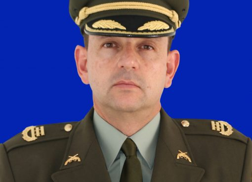 El coronel José Luis Ramírez Hinestroza asumió la comandancia de la policía Quindío