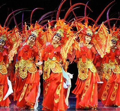 El grupo artístico de China, Cheng Du, presentará un espectáculo de canto en Bogotá