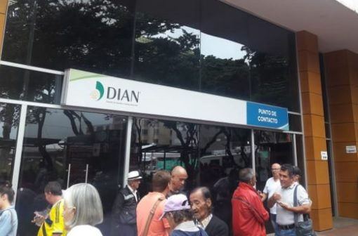 Dian advirtió sobre mensajes fraudulentos a nombre de la entidad