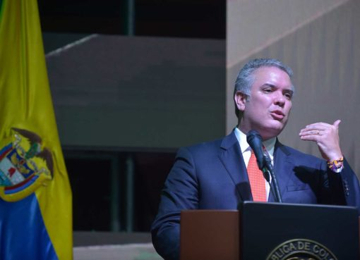 """Duque reiteró su llamado urgente para que se """"adelanten elecciones libres y creíbles en Venezuela"""""""