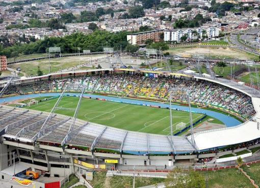 Listo plan de contingencia para el partido de la selección Colombia preolímpico sub23