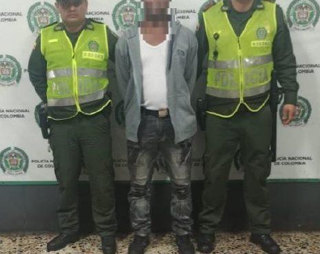Un hombre fue capturado con 32 kilos de marihuana en la terminal de transportes de Armenia