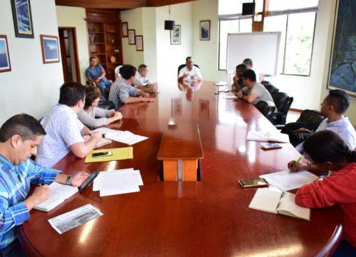 CRQ espera los diseños del colector de aguas residuales, el Mudo, para iniciar con la descontaminación de las fuentes hídricas de Salento
