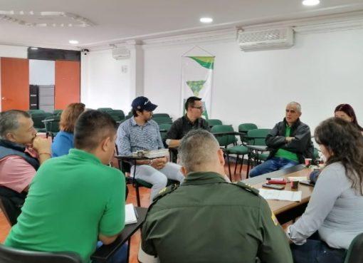 Sector ganadero del Quindío unidos para evitar abigeato y otros problemáticas que afecta a los ganaderos de la región