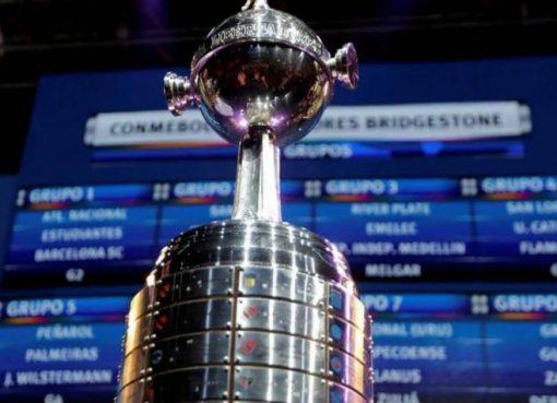 Se definieron los grupos de la Copa Libertadores.