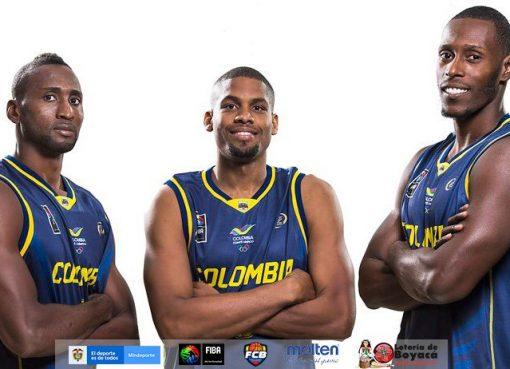 La Selección Colombia de baloncesto rumbo a el América Cup 2021