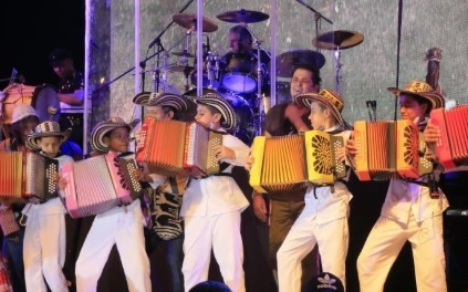 Todo listo para la doceava edición del festival de música vallenata