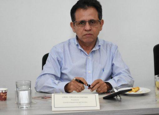 Uriel Orjuela, Gerente de la RAP en el eje cafetero, presentó su renuncia irrevocable