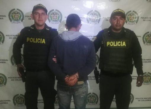 Un hombre que había robado un caballo de una finca en la vereda 11 casas de Pueblo Tapao, fue capturado por la policía