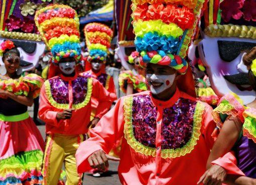 Barranquilla está de carnaval