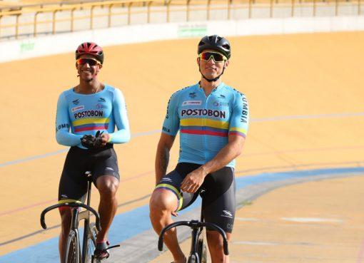 Selección Colombia de Ciclismo competirá en el Mundial de pista.