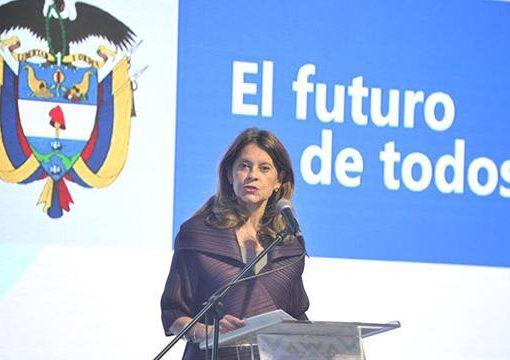 La Vicepresidente de la republica dará apertura al segundo día del Congreso Nacional de Municipios en Cartagena