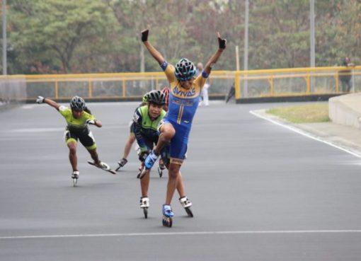 Bogotá se quedó como el mejor equipo de la V válida Nacional de patinaje