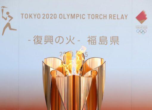 El relevo de la Antorcha Olímpica también se retrasará