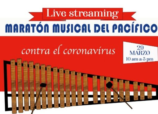 A través live streaming el Ministerio de Cultura llevará a cabo la Maratón Musical del Pacífico