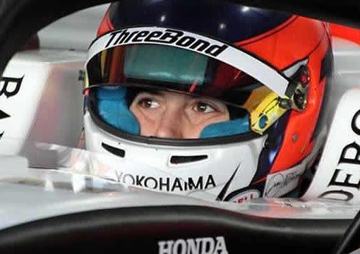 Tatiana Calderón, en test de la Súper Fórmula Japonesa