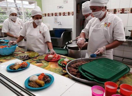 La Secretaría de Salud del Quindío entregará un paquete nutricional a estudiantes del PAE