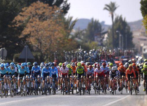 El calendario Unión Ciclística Internacional se pospone hasta junio