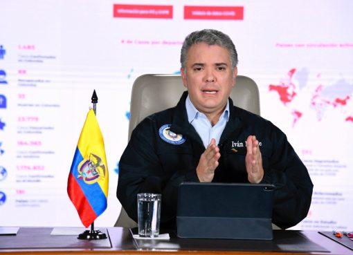 Presidente Duque se refirió a lo que puede seguir después de la Cuarentena Nacional, al responder pregunta en el Facebook Live