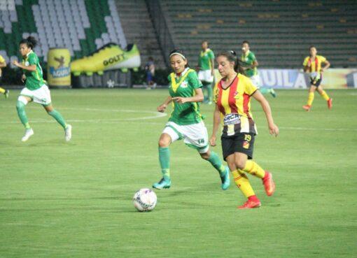 La Liga femenina en Colombia debería arrancar en septiembre