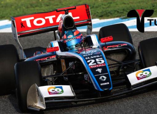 Óscar Tunjo confirmó su participación en el Sprint del World Challenge Europe 2020