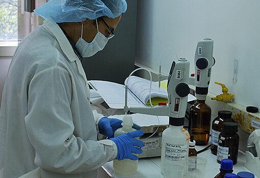El laboratorio de Suelos del IGAC reinicia sus labores con protocolos de seguridad