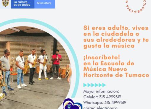 El Ministerio de Cultura diseñó y construyó, en la ciudad de Tumaco, el Prototipo B de Escuela de Música