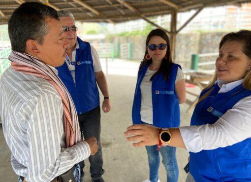 Alcaldías del Eje Cafetero presentaron cartas de intención para ser apoyadas con proyectos ate la Unidad de Víctimas