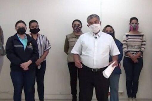 La Fiscalía imputó cargos contra el alcalde de Calarcá Luis Alberto Balsero Contreras, y dos personas más