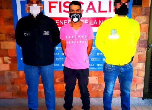 La Fiscalía le imputó cargos en calidad de cómplice a Juan Diego Osorio Castaño, alias Freizzer, por los delitos de homicidio
