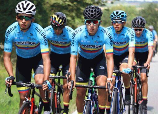 Esta es la nómina de la Selección Colombia de Ciclismo para el Tour de L'Avenir 2020