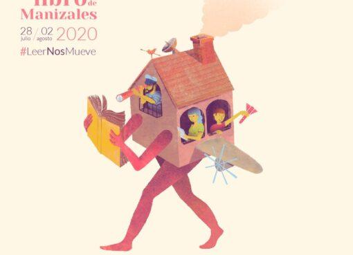 El Ministerio de Cultura participa en la Feria del Libro de Manizales 2020
