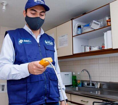 En el eje cafetero más de 65 mil usuarios de Efigas estan aptos para revisión de las instalaciones de gas natural