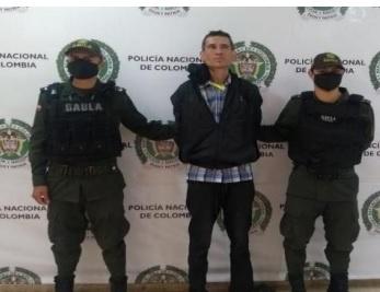 En Armenia fue capturado un hombre quien se había auto secuestrado y le pedía a su hermano 15 millones de pesos para que los supuestos captores lo liberaran