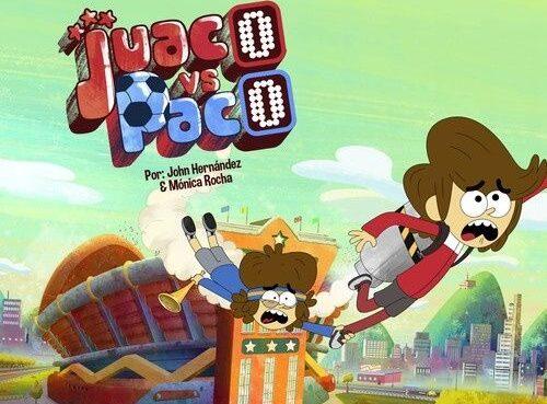 """""""Juaco vs. Paco"""", un proyecto digital colombiano que llega a las pantallas de Cartoon Network"""