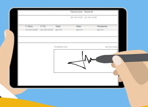 Nueva firma electrónica, más fácil y rápida