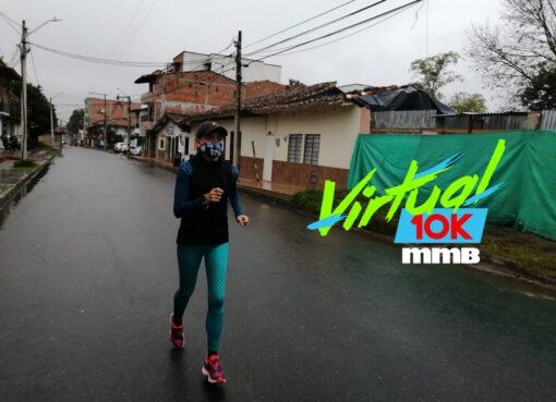 En La Virtual 10K mmB habrá deportistas de todo el país