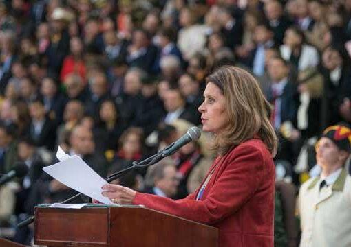 La Vicepresidente de Colombia lidera temas estratégicos para el país: Equidad de la Mujer, infraestructura, agendas económicas, lucha anticorrupción y proyectos especiales.