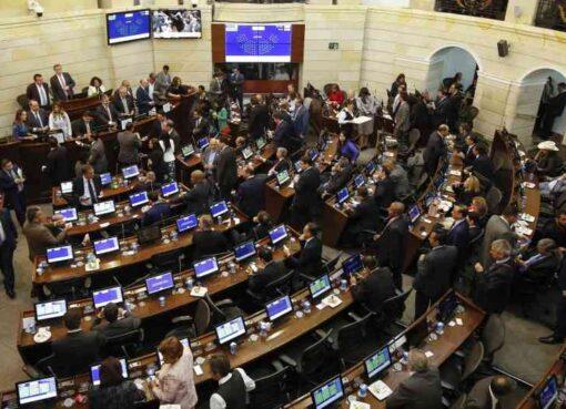 La Comisión Legal de Derechos Humanos del Senado de la República escuchó a las víctimas y gobierno sobre los abusos de las fuerzas policiales