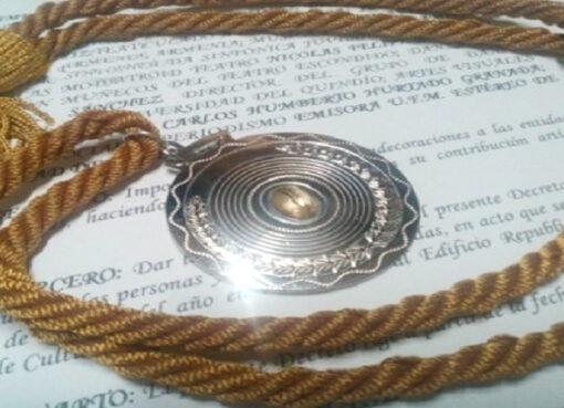 Está abierta la convocatoria para postulaciones Orden Cordón de Los Fundadores y Emblema de Amor a Armenia
