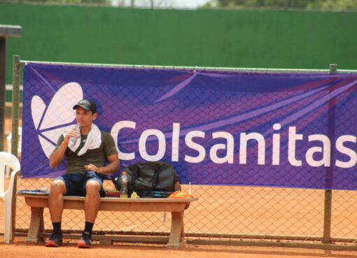 Se dio la apertura del Torneo Piloto Colsanitas Open de Cali de Tenis