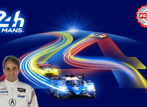 El colombiano Juan Pablo Montoya está listo para disputar la edición 88 de las 24 Horas de Le Mans