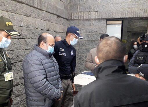 Tras deportación a Colombia, alias Jorge 40 deberá responder por más de 1.486 investigaciones que le adelanta la fiscalía
