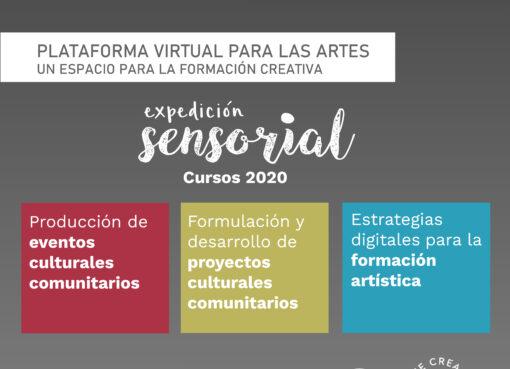 El Ministerio de Cultura abrió una nueva oferta de cursos virtuales
