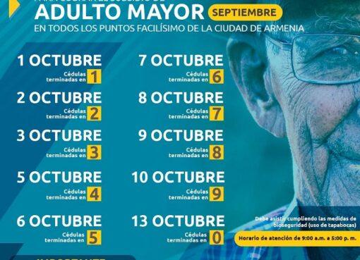 Este jueves 1 de octubre inicia el pago del subsidio Colombia