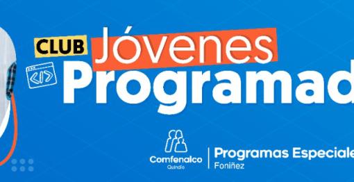 Hasta el 2 de octubre estarán abiertas las inscripciones para el Club de Jóvenes Programadores Comfenalco Quindío.