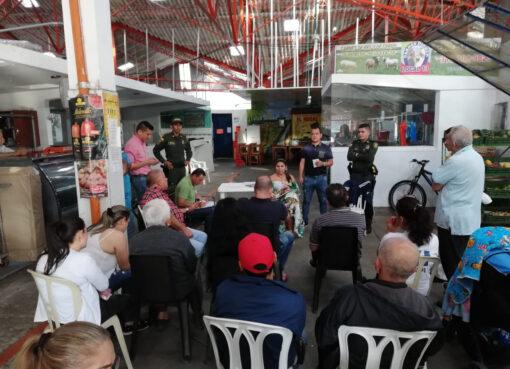 La Alcaldía de Circasia iniciará la socialización para remodelación de la plaza de mercado