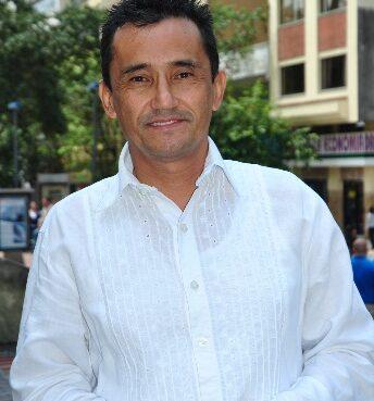 James Castaño Herrera, fue nombrado como el nuevo gerente de la empresa Amable