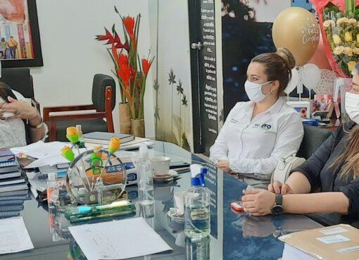 En el municipio de Salento se iniciará la búsqueda activa de casos de Covid-19 con apoyo de la Secretaría de Salud del Quindío